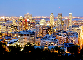 4. See the views from Mount Royal